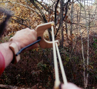 рогатка на рыбалку